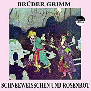 schneewei chen und rosenrot audiobook br der grimm. Black Bedroom Furniture Sets. Home Design Ideas