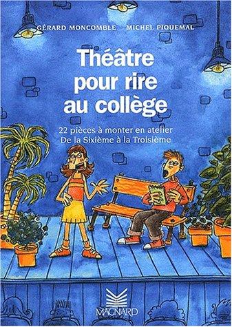 Théâtre pour rire au collège