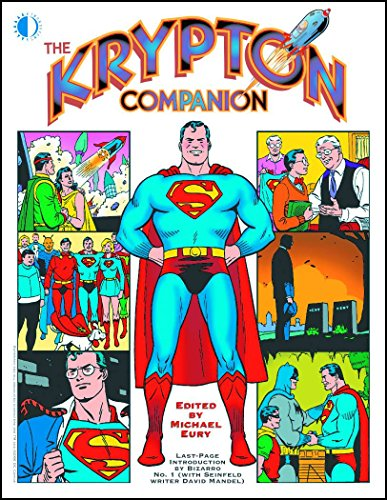 The Krypton Companion [Eury, Michael] (Tapa Blanda)