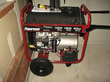 Powermate uses Subaru 653cc engine