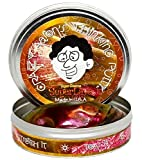 "Thinking Putty: LIquid Glass + Super Lava, 2 Pack, Large 4"" Tins"
