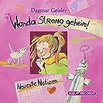 Wanda - Streng geheim!: Neueste Notizen   Dagmar Geisler