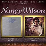 Music on My Mind / Life, Love & Harmony by Nancy Wilson