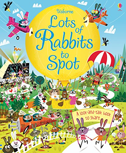 Lots of Rabbits to Spot (Lots of Things to Spot)
