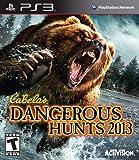 Cabela's Dangerous Hunts 2013 - Playstation 3