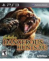 Cabela's Dangerous Hunts 2013 (Import Américain)