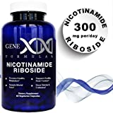 Nicotinamide Riboside 300mg Serving - NAD+ Anti Aging DNA Repair (NR) Supplement (30-Day Supply)