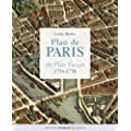 Plan de Paris dit plan Turgot / 1734-1739