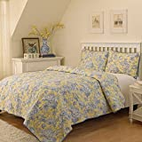 Waverly Picture Perfect 3-Piece Quilt Set King