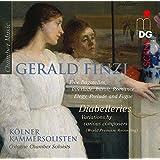 Gerald Finzi: Diabelleries; Five Bagatelles Etc