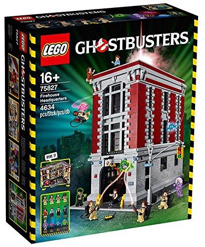 Lego 75827 - Set costruzioni Caserma dei Vigili del Fuoco