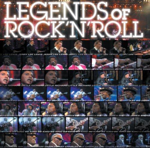 Legends of Rock'n'roll (CD+DVD)