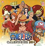 One piece Calendrier 2014