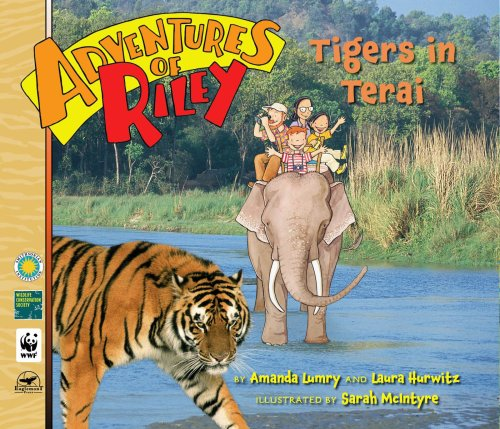 Tigers In Terai (Adventures Of Riley)