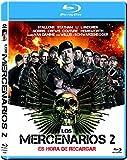 Los Mercenarios 2 [Blu-ray]
