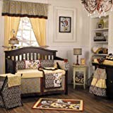 Fancy Delilah Piece Baby Crib Bedding Set by Cocalo Couture