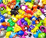 Crazy Bones Gogos Series 1 30 Random Gogos + 30 Random Stickers (no doubles)