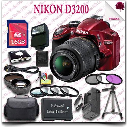 Nikon D3200 24.2 MP CMOS Review