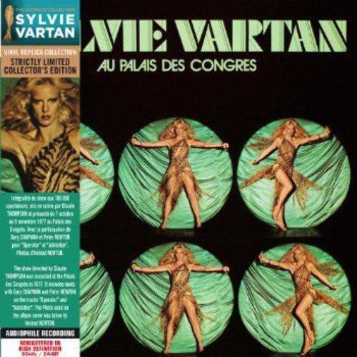 Sylvie Vartan - Palais Des Congres 1977 (2PC)