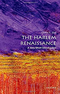 Book Cover: The Harlem Renaissance: A Very Short Introduction