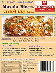 Tanawades Instant Masala Rice Mix