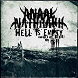 Hell Is Empty and All the Devils Are Here [VINYL] Anaal Nathrakh
