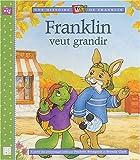 echange, troc Paulette Bourgeois, Brenda Clark - Franklin veut grandir