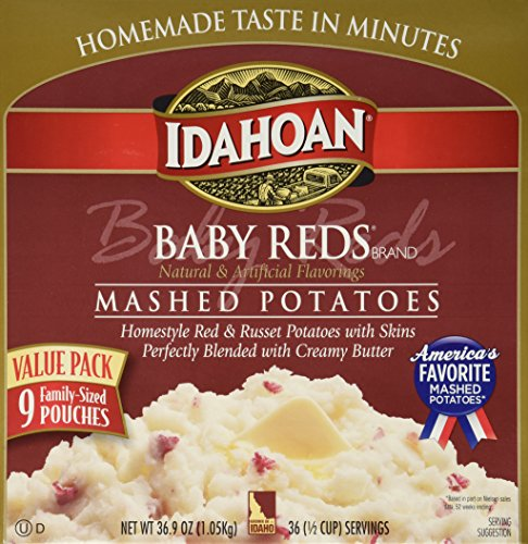 Instant Mashed Potatoes Baby Food