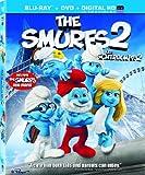 Smurfs 2 / Schtroumpfs 2 (Bilingual) [Blu-ray +  DVD + UltraViolet]