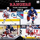 New York Rangers Team Calendar 2013