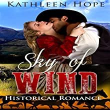 Sky of Wind Audiobook by Kathleen Hope Narrated by Theresa Stephens
