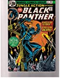 Jungle Action Featuring: The Black Panther No. 21 May1976 (Cross of Fire...Cross of Death!, Vol. 1)