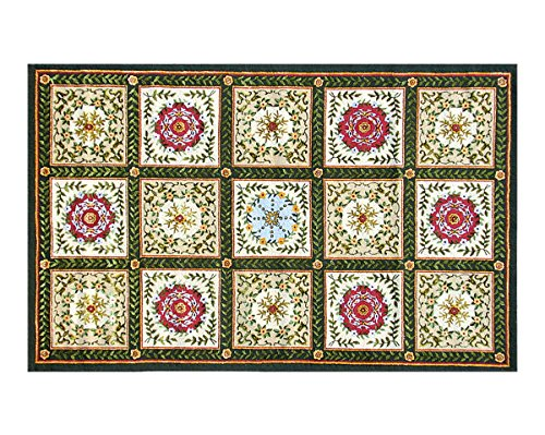 The Rug Market Queen Anne Area Rug  Size 3.9X5.9 - 1