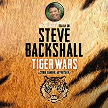 Tiger Wars: The Falcon Chronicles, Book I Audiobook by Steve Backshall Narrated by Steve Backshall