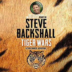 Tiger Wars: The Falcon Chronicles, Book I | [Steve Backshall]