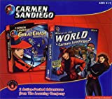 Carmen Sandiego Mini 2 Pack - PC/Mac