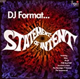 Dj Format Statement Of Intent