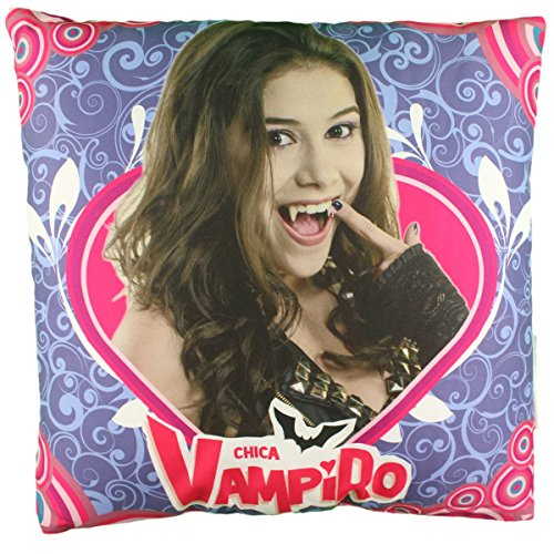 Chica Vampiro Kissen Mädchen 32 x 32 cm