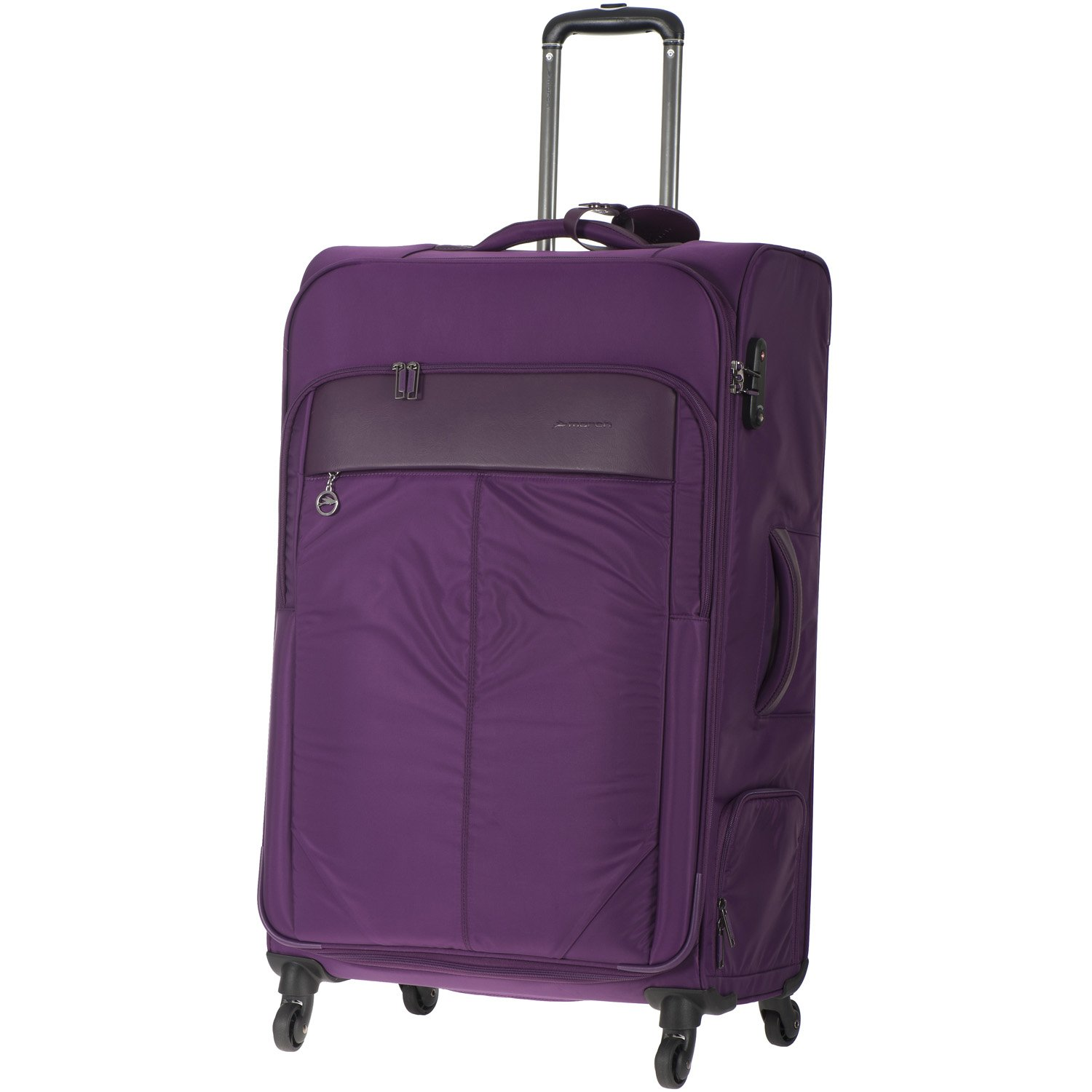 March - Nova 4 Rollen Trolley L - lila