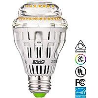 SANSI A19 15W Ceramic LED Light Bulb