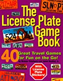 License Plate Game Book
