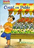 Count on Pablo (Math Matters Series)