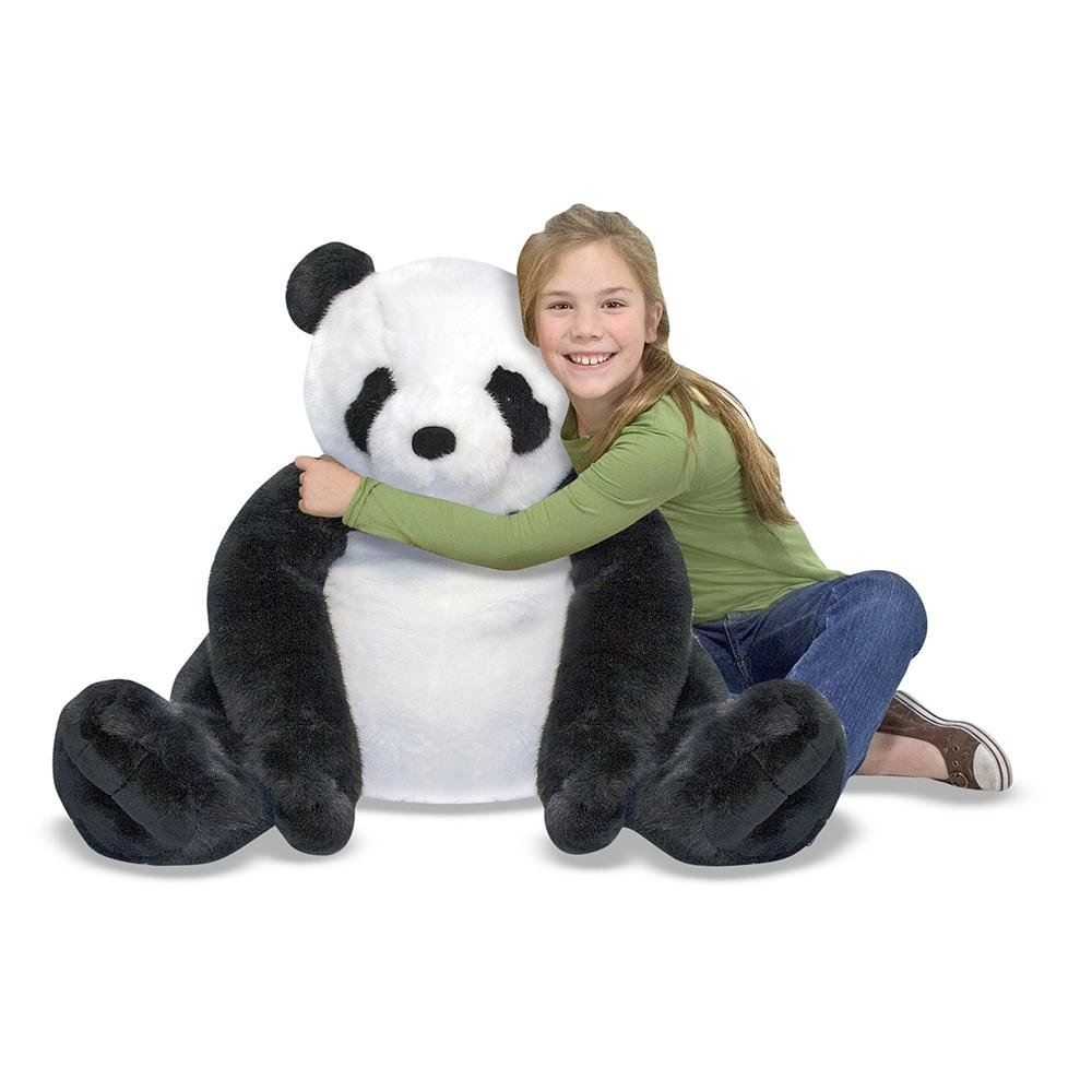 Melissa & Doug Huggable and Lovable Giant Plush Panda