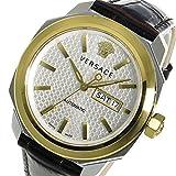 ヴェルサーチ ディロスオートマチック 自動巻き メンズ 腕時計 VQI020015 シルバー [並行輸入品]