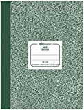 Rediform Quadrille Ruled Stiff Cover 10 1/8 x 7 7/8 Inch 96-Page Lab Notebook (53110)