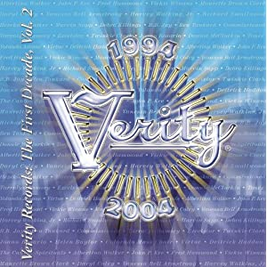 Various Artists - Verity - The First Decade, Vol. 2