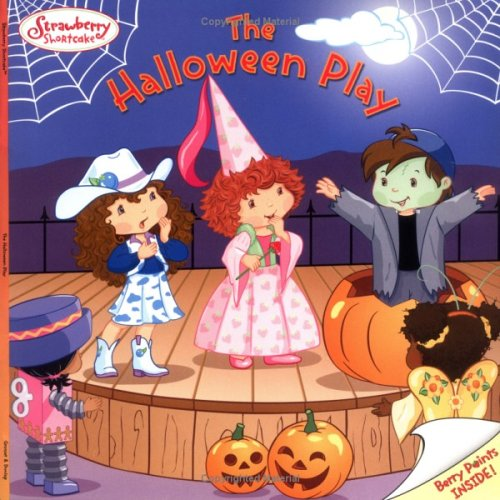 The Strawberry Shortcake: Halloween Play, Eva Mason