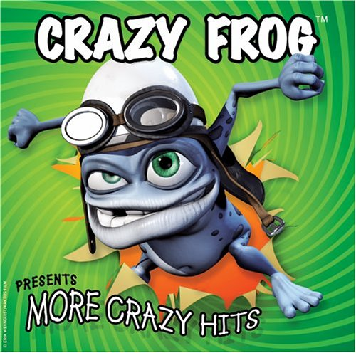 Crazy Frog - The Greatest Football Hits CD - Zortam Music