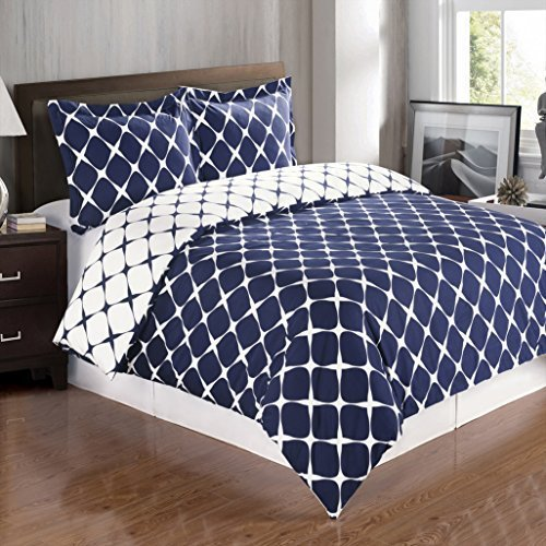 bloomingdale-navy-with-white-full-queen-duvet-cover-set-100-egyptian-cotton-300-thread-count-3pc-duv