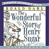 The Wonderful Story of Henry Sugar CD (0060536241) by Dahl, Roald